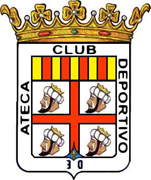 Escudo de C.D. DE ATECA (ARAGÓN)