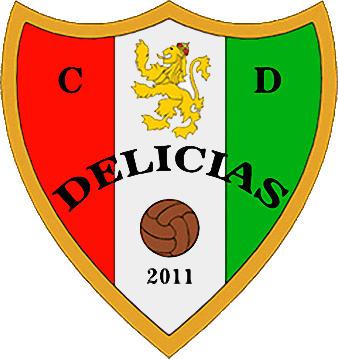 Escudo de C.D. DELICIAS (ARAGÃO)