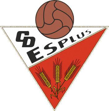 Escudo de C.D. ESPLÚS (ARAGÃO)