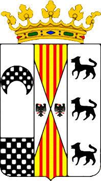 Escudo de C.D. FIGUERUELAS (ARAGÃO)
