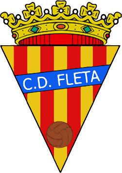 Escudo de C.D. FLETA (ARAGÃO)