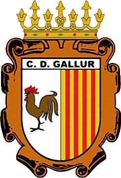 Escudo de C.D. GALLUR (ARAGÃO)