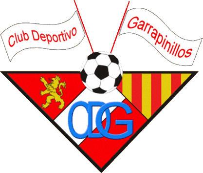 Escudo de C.D. GARRAPINILLOS (ARAGÓN)