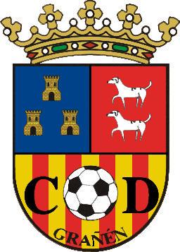 Escudo de C.D. GRAÑEN (ARAGÓN)