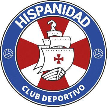 Escudo de C.D. HISPANIDAD (ARAGÃO)
