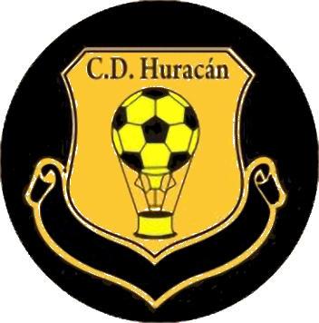 Escudo de C.D. HURACÁN (ZAR) (ARAGÓN)