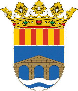 Escudo de C.D. ISABENA CAPELLA (ARAGÓN)