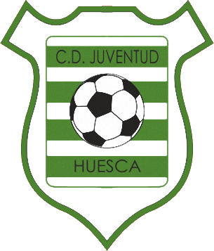 Escudo de C.D. JUVENTUD (ARAGÓN)
