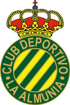 Escudo de C.D. LA ALMUNIA (ARAGÓN)