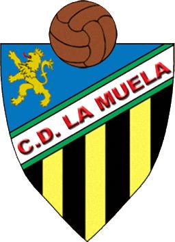 Escudo de C.D. LA MUELA (ARAGÓN)
