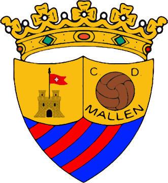 Escudo de C.D. MALLEN (ARAGÓN)