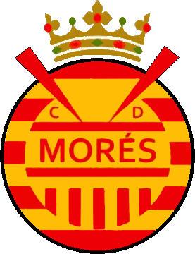Escudo de C.D. MORÉS (ARAGÃO)