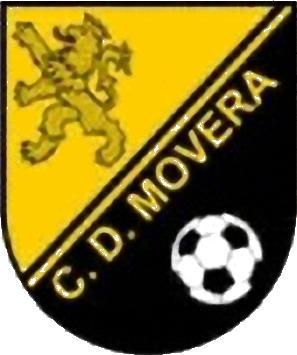 Escudo de C.D. MOVERA (ARAGÓN)