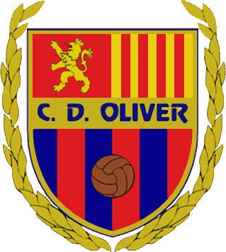 Escudo de C.D. OLIVER (ARAGÓN)