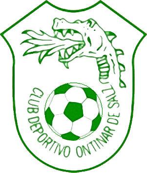 Escudo de C.D. ONTINAR (ARAGÃO)