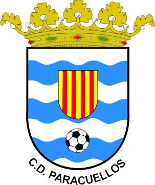Escudo de C.D. PARACUELLOS (ARAGÓN)