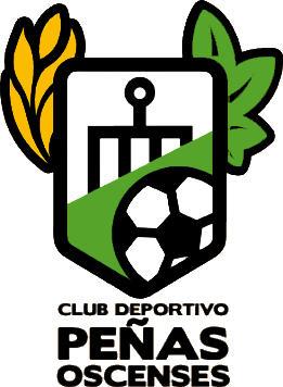 Escudo de C.D. PEÑAS OSCENSES(2) (ARAGÓN)