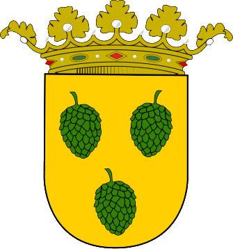 Escudo de C.D. PINA (ARAGÃO)