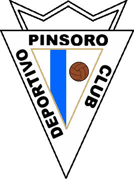 Escudo de C.D. PINSORO. (ARAGÓN)