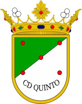 Escudo de C.D. QUINTO (ARAGÓN)