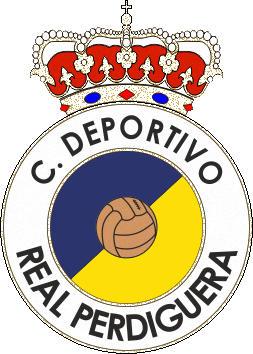 Escudo de C.D. REAL PERDIGUERA (ARAGÓN)