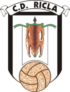 Escudo de C.D. RICLA (ARAGÓN)