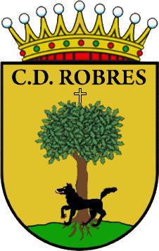 Escudo de C.D. ROBRES (ARAGÓN)