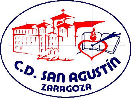 Escudo de C.D. SAN AGUSTÍN (ARAGÓN)
