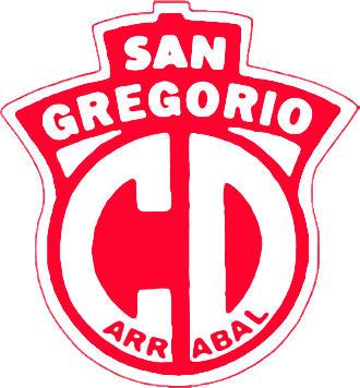 Escudo de C.D. SAN GREGORIO (ARAGÓN)