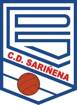 Escudo de C.D. SARIÑENA (ARAGÓN)