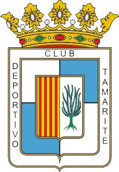 Escudo de C.D. TAMARITE (ARAGÓN)