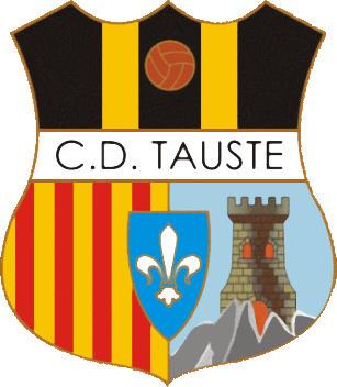 Escudo de C.D. TAUSTE (ARAGÓN)