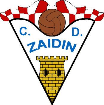 Escudo de C.D. ZAIDÍN (ARAGÓN)
