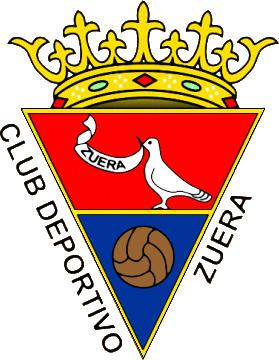 Escudo de C.D. ZUERA (ARAGÓN)
