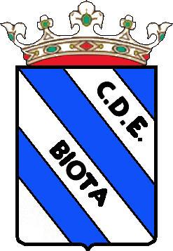 Escudo de C.D.E. BIOTA (ARAGÓN)