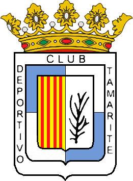 Escudo de C.D.J. TAMARITE (ARAGÓN)