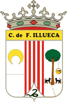 Escudo de C.F ILLUECA (ARAGÓN)