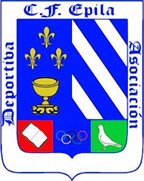Escudo de C.F. ÉPILA A.D. (ARAGÓN)