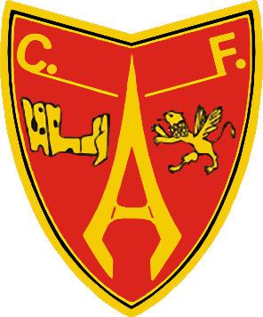Escudo de C.F. ALFAJARÍN (ARAGÓN)