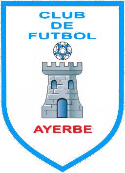 Escudo de C.F. AYERBE (ARAGÓN)