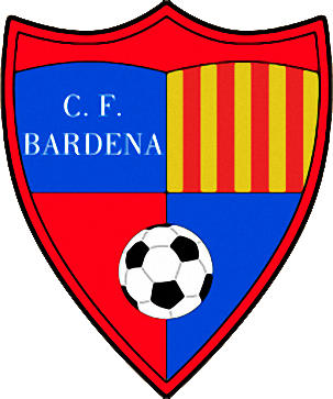 Escudo de C.F. BARDENA (ARAGÃO)