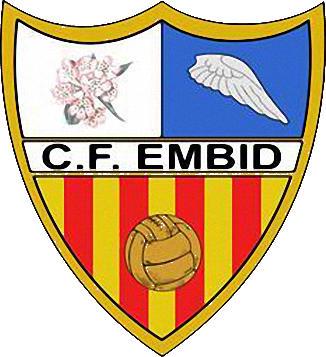 Escudo de C.F. EMBID (ARAGÓN)
