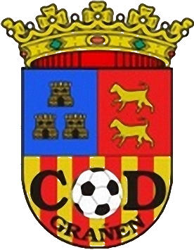 Escudo de C.F. GRAÑÉN (ARAGÓN)