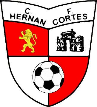 Escudo de C.F. HERNÁN CORTÉS JUNQUERA (ARAGÃO)