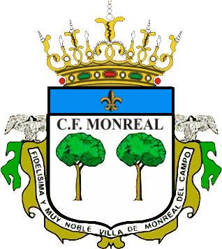 Escudo de C.F. MONREAL (ARAGÓN)