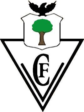 Escudo de C.F. VALDERROBRES (ARAGÃO)