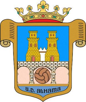 Escudo de C.F. ZALUX ALHAMA (ARAGÓN)