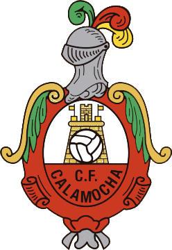 Escudo de CALAMAOCHA C.F. (ARAGÓN)