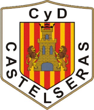 Escudo de CASTELSERAS C.F. (ARAGÓN)