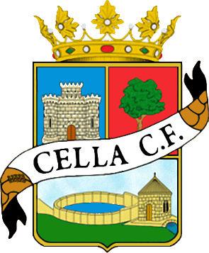 Escudo de CELLA C.F. (ARAGÓN)